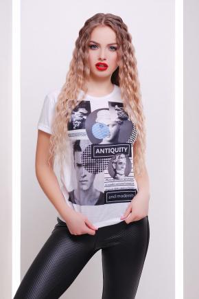 Antiquity футболка Boy-2. Цвет: принт