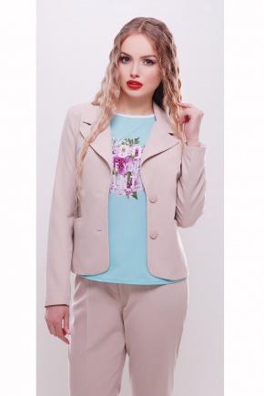 пиджак Жани2. Цвет: бежевый