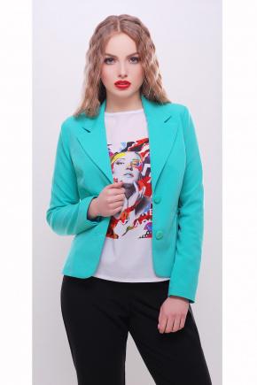 пиджак Жани2. Цвет: мята