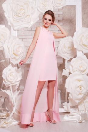 платье Ясмина б/р. Цвет: розовый