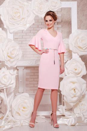 платье Линда к/р. Цвет: розовый