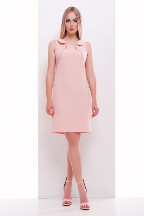 платье Мадлена б/р. Цвет: персиковый