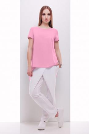 блузон Леванта к/р. Цвет: розовый
