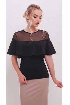 блуза Сонья б/р. Цвет: черный