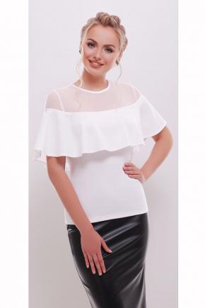 блуза Сонья б/р. Цвет: белый