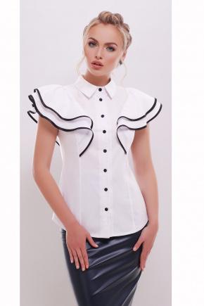 блуза Мирослава б/р. Цвет: белый