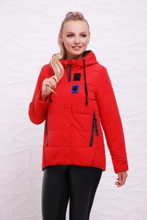 Куртка 17-105. Цвет: красный