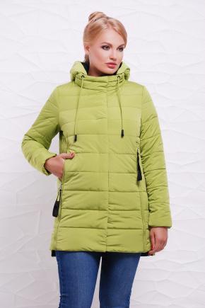 Куртка 17-11. Цвет: св. зеленый