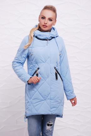 Куртка 17-135. Цвет: голубой