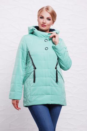 Куртка 17-136. Цвет: св. зеленый