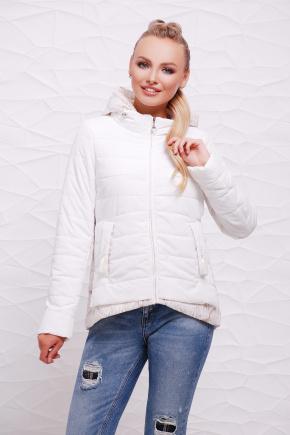 Куртка 17-25. Цвет: белый