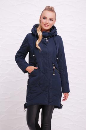 Куртка 17-135. Цвет: темно синий