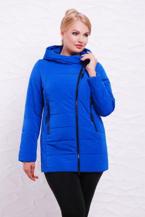 Куртка 17-788. Цвет: электрик