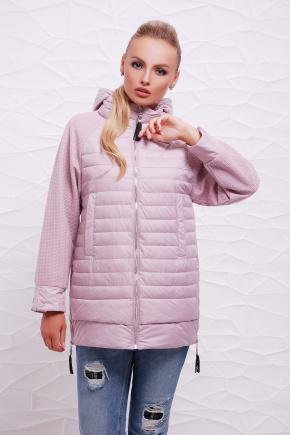 Куртка 15. Цвет: пудра