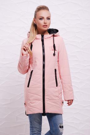 Куртка 17-085. Цвет: персик