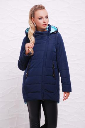 Куртка 17-097. Цвет: темно синий