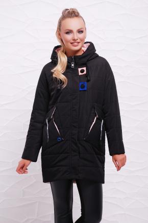 Куртка 17-125. Цвет: черный