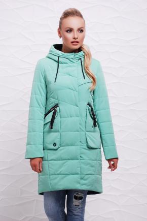 Куртка 17-137. Цвет: св. зеленый