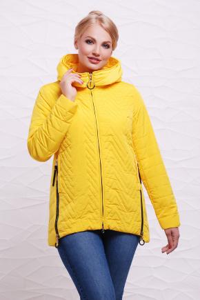 Куртка 17-57. Цвет: желтый