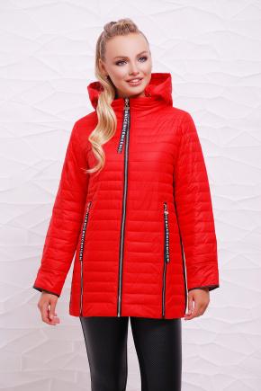 Куртка 12. Цвет: красный