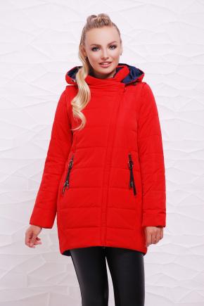 Куртка 17-097. Цвет: красный