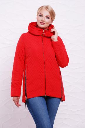 Куртка 17-57. Цвет: красный