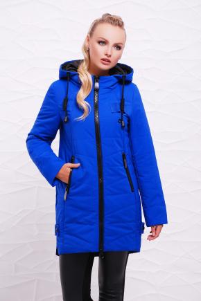Куртка 17-085. Цвет: электрик