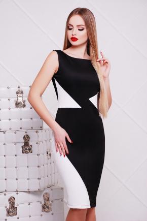 День и ночь платье Лоя-2Ф б/р. Цвет: принт