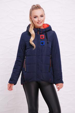 Куртка 17-105. Цвет: темно синий