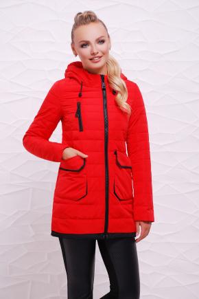 Куртка 17-15. Цвет: красный
