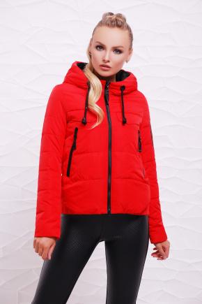 Куртка 17-08. Цвет: красный