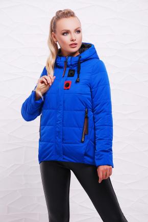 Куртка 17-105. Цвет: электрик