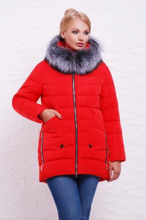 Куртка 16-59. Цвет: красный