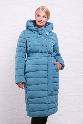 Куртка 31. Цвет: т.бирюзовый