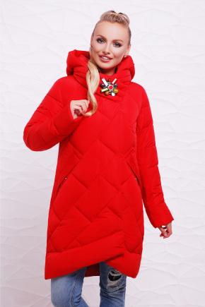 Куртка 505. Цвет: красный