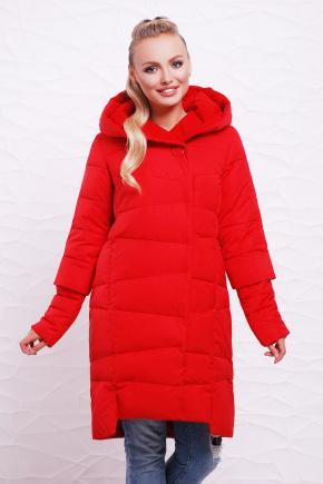 Куртка 358. Цвет: красный