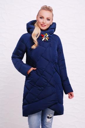 Куртка 505. Цвет: темно синий