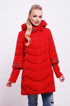 Куртка 9014. Цвет: красный