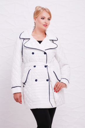 Куртка 192. Цвет: белый