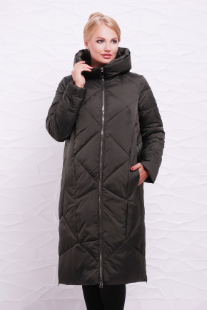Куртка 6007. Цвет: хаки