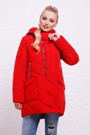 Куртка Kolvi. Цвет: красный