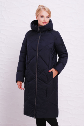 Куртка 6007. Цвет: темно синий