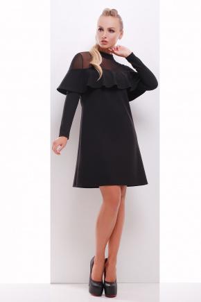 платье Санина д/р. Цвет: черный