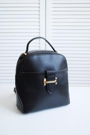 Рюкзак 5523-3. Цвет: черный