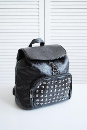 Рюкзак 020. Цвет: черный