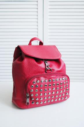 Рюкзак 020. Цвет: красный