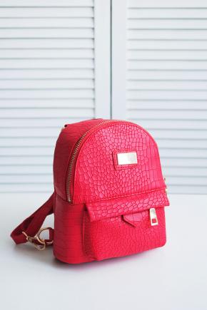 Рюкзак 8702. Цвет: красный