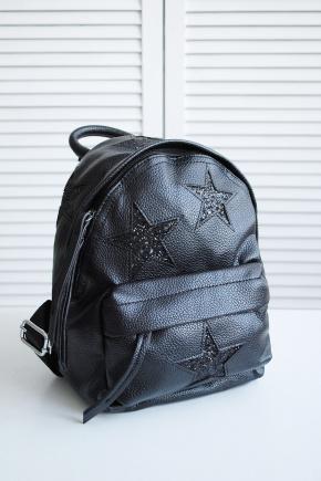 Рюкзак 9325. Цвет: черный