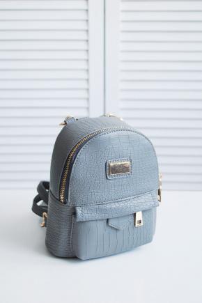 Рюкзак 8702. Цвет: серый