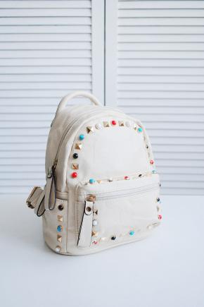 Рюкзак 9380. Цвет: молоко